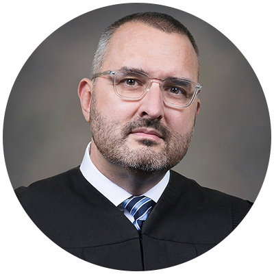 Judge Daniel J. Anders