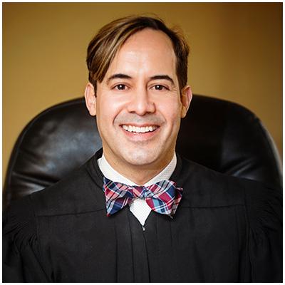Judge Javier Vargas