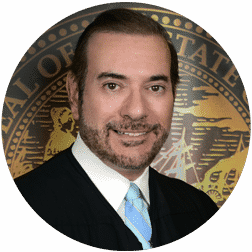 Judge Mark K. Leban